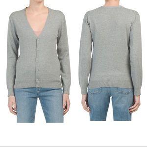 LOFT V-Neck Cardigan   Size M